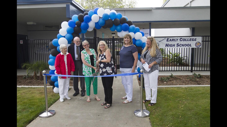 Early College High School celebrates modernization