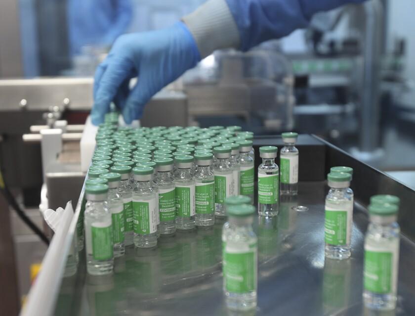 Productor indio de vacunas pide a EEUU que levante embargo