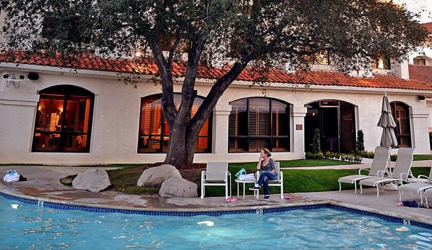 Hyatt Hotels Corp. will offer guests free Wi-Fi starting in February, including at the Hyatt Westlake Plaza in Westlake Village.