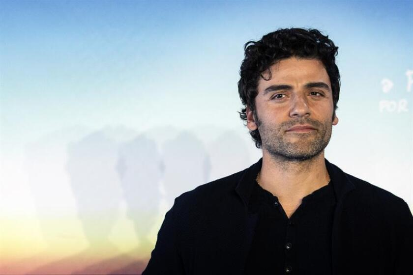 Guatemalan-born US actor Oscar Isaac poses for the photographers during the photocall for 'Operation Finale' during the 44th Deauville American Film Festival, in Deauville, France, 08 September 2018. EFE/EPA/File
