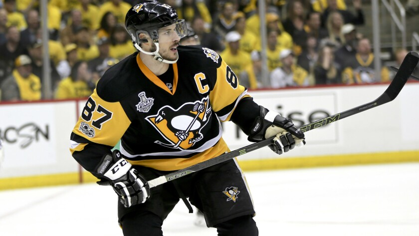 Sidney Crosby is poised to take his place among hockey's greatest if he leads the Penguins to another Stanley Cup title.