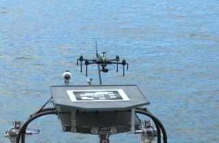 SPAWAR robots