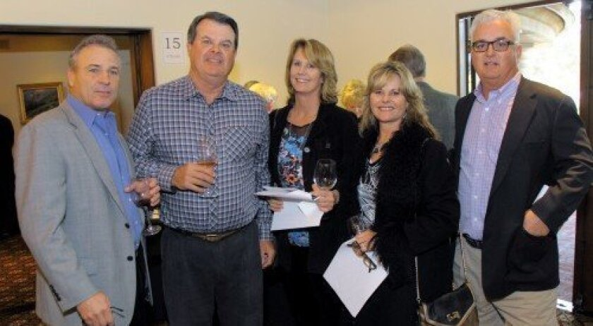 Kenyon Clark, Steve Higgins, Terri Ducey, Kathy Clark, Jim Sullivan