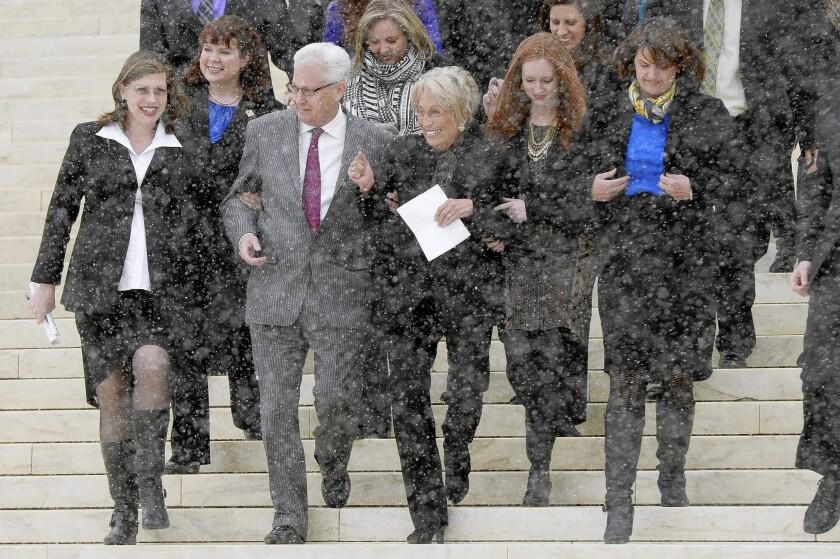 Supreme Court contraceptives case