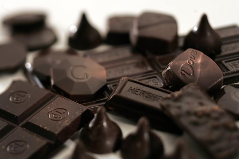 Chocolate may help keep brain healthy, sharp in old age, study says