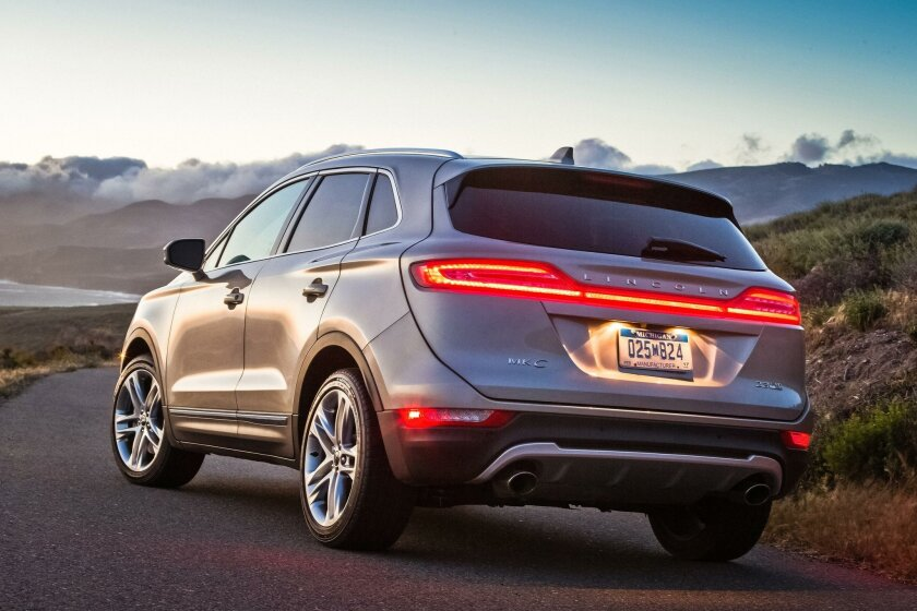 Lincoln MKC is a luxury-class workhorse with a simple but elegant usability.