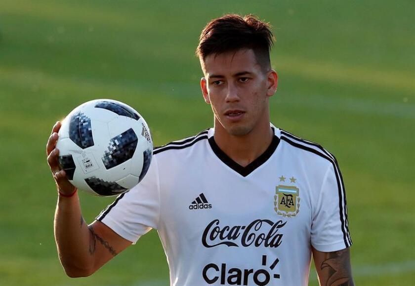 El argentino Maximiliano Meza firma con el Monterrey de México