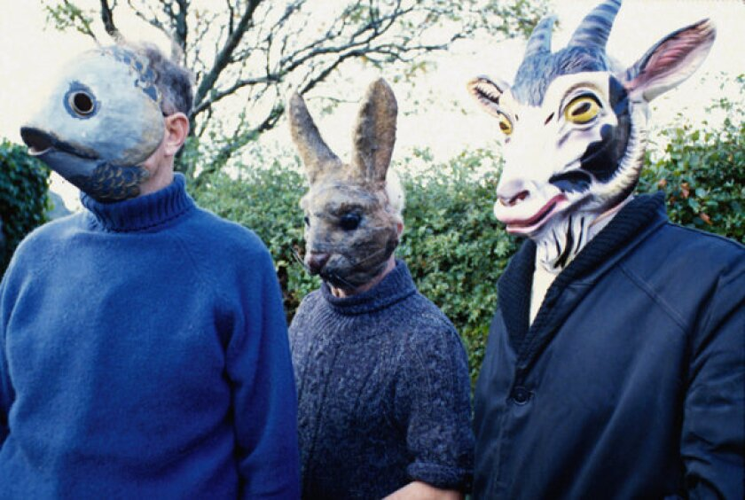 """A scene from Robin Hardy's 1973 film """"The Wicker Man,"""" which will soon get a director's cut U.S. re-release."""