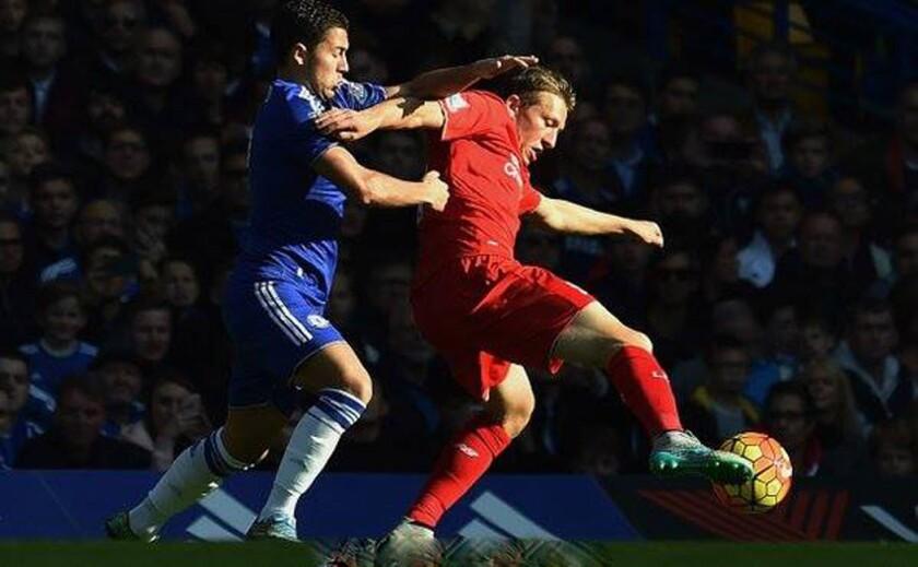 Los 'Reds' se aprovecharon del mal momento del Chelsea...