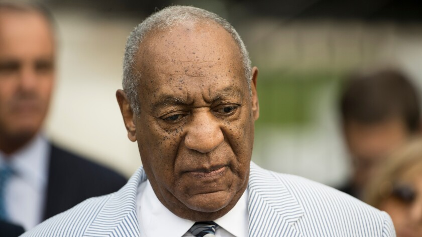 Bill Cosby arrives for a pretrial hearing in September at the Montgomery County Courthouse in Norristown, Pa.