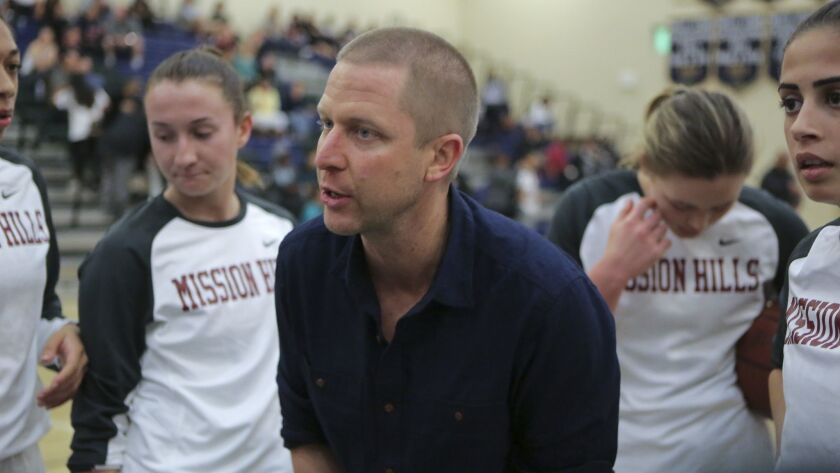 Coached by Christopher Kroesch (shown last season), the young Grizzlies could be the No. 1 seed in Division I for the playoffs that begin next week.