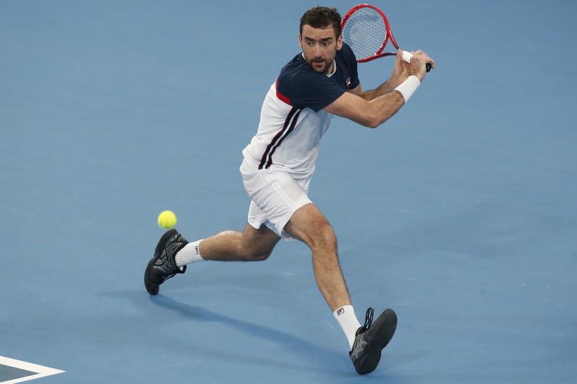 Australia Tennis ATP Cup