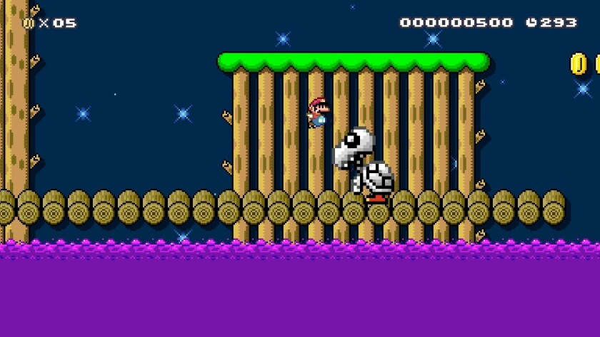 What to Play: 'Super Mario Maker 2' and its unexpected