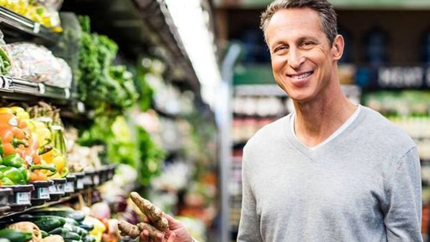 Dr Mark Hyman will be one of several wellness experts speaking at Wellspring