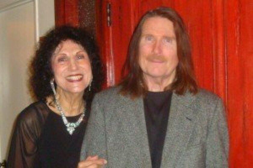 Soprano opera singer Virginia Garland and pianist John Danke. Courtesy photo
