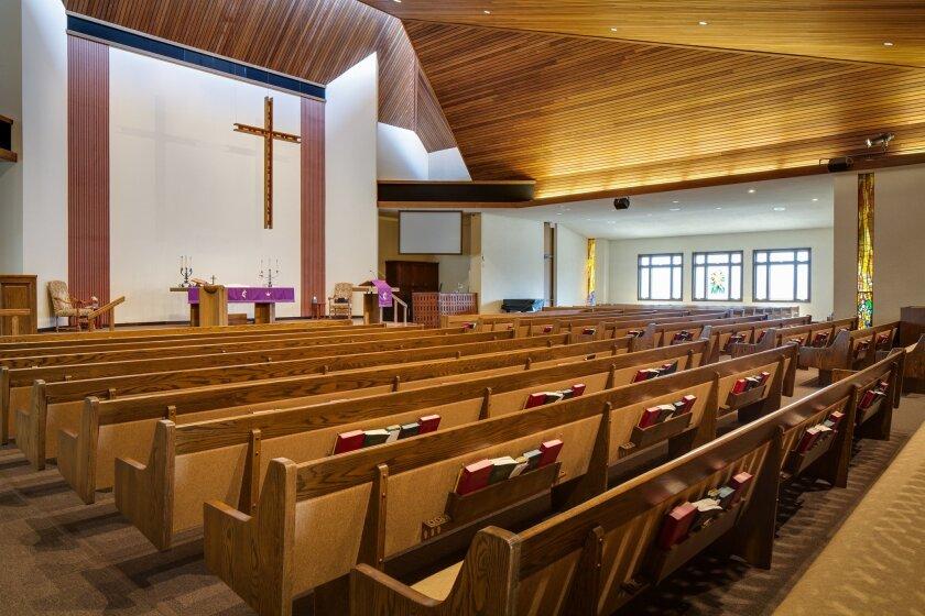 La Jolla Methodist Church has 225 members.