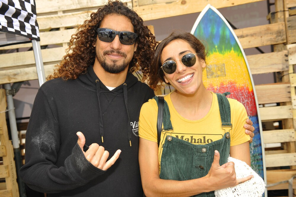 May gray didn't stop the celebration of surf, sand and beach culture at the 5th Annual Shaper Festival of Surfing in Encinitas on Saturday, May 12, 2018.