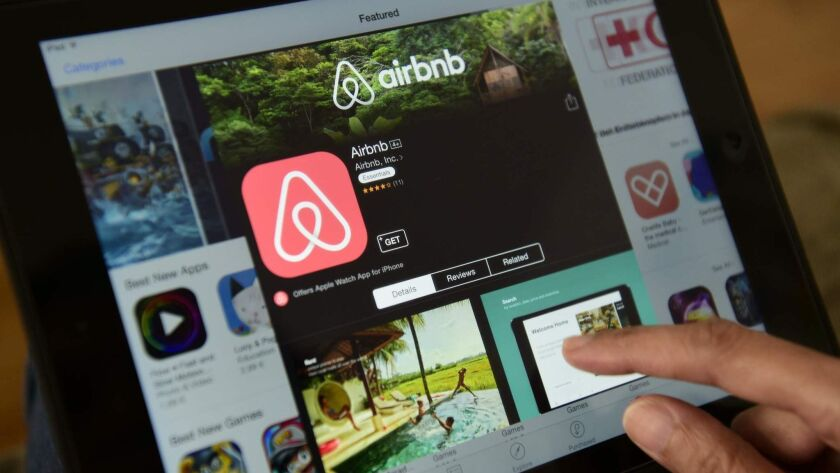Airbnb is gearing up for an IPO by the end of the year, but it's still fighting various cities in court over efforts to curtail its operation.