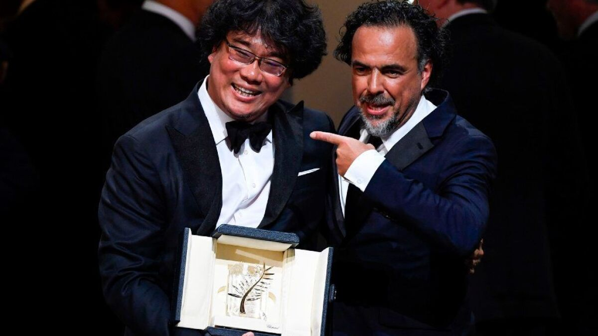 One thing the Cannes Film Festival jury got right: Bong Joon