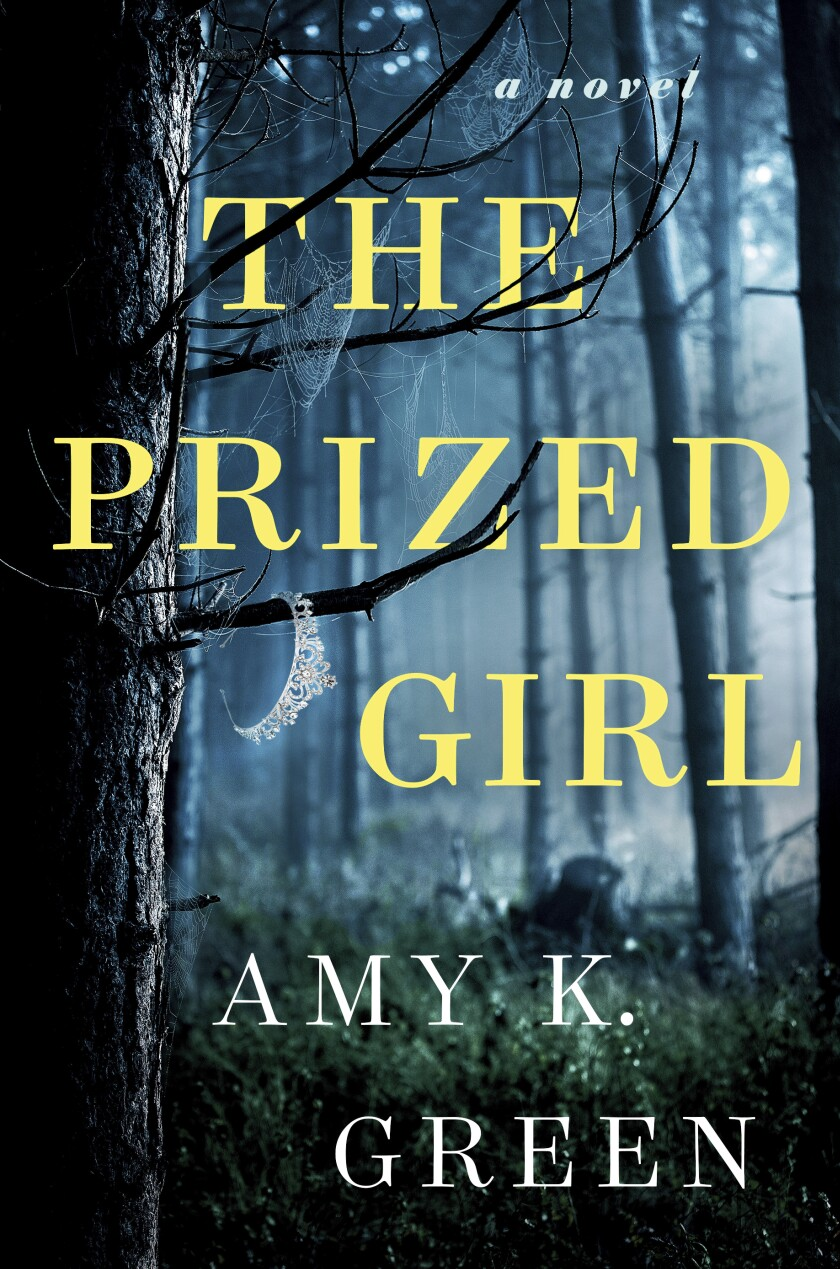 Book Review - The Prized Girl
