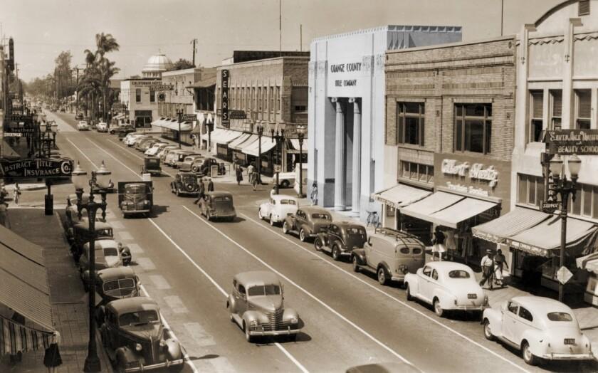 Orange County Title Co. building