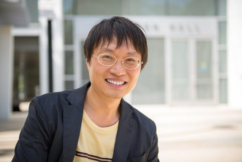 Composer Lei Liang. Photo: Alex Matthews
