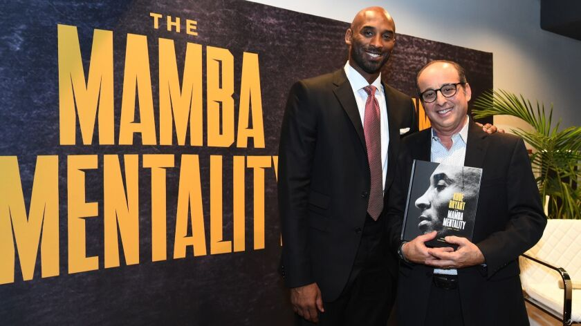 Mamba Mentality Book Launch