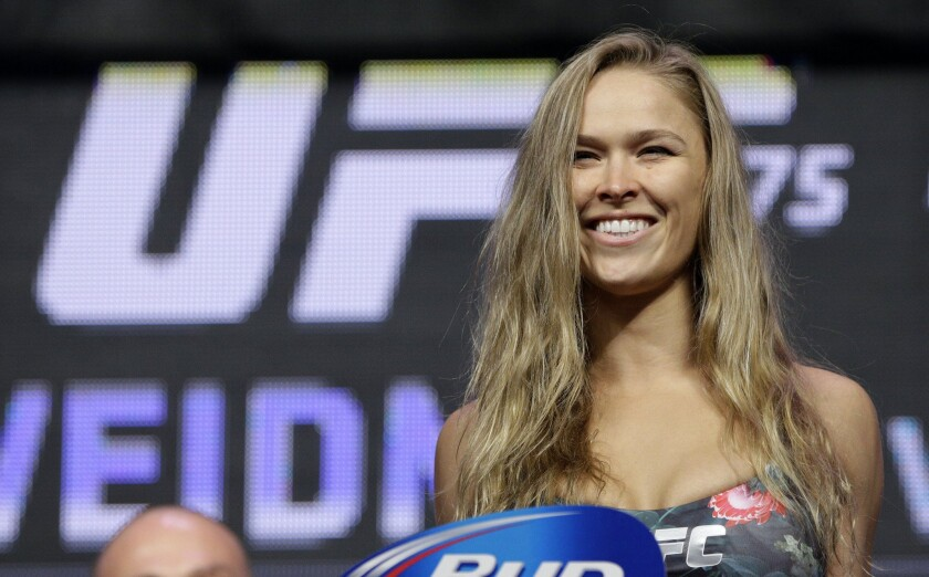 Freddie Roach advises Ronda Rousey to steer clear of Holly Holm