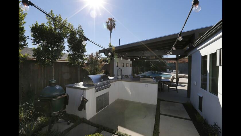 A Drybar-influenced remodel in Costa Mesa