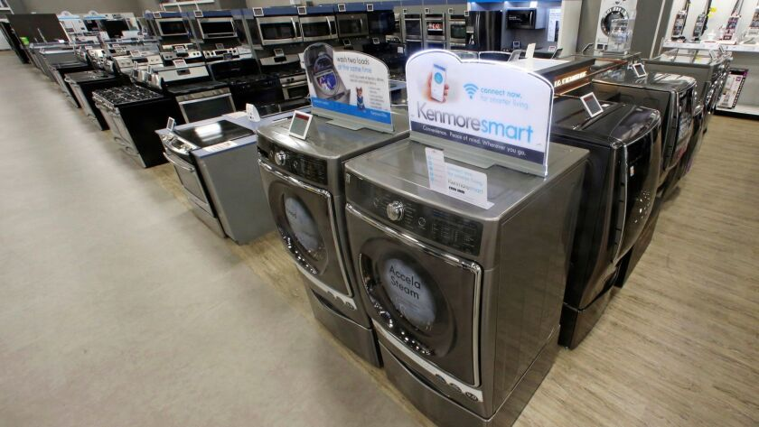 ESL Investments, the hedge fund run by Sears CEO Edward Lampert, has sent Sears a proposal to buy its popular Kenmore appliance brand.