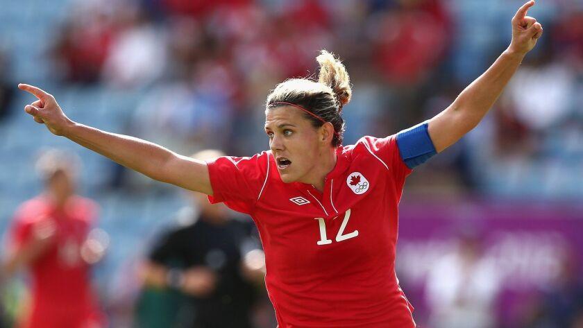Olympics Day 1 - Women's Football - Canada v South Africa