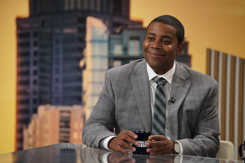 "Kenan Thompson in ""Kenan"""