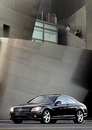 2008 Mercedes-Benz CL63