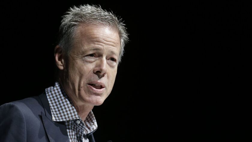 Time Warner Chief Executive Jeffrey Bewkes received compensation of $49 million in 2017.