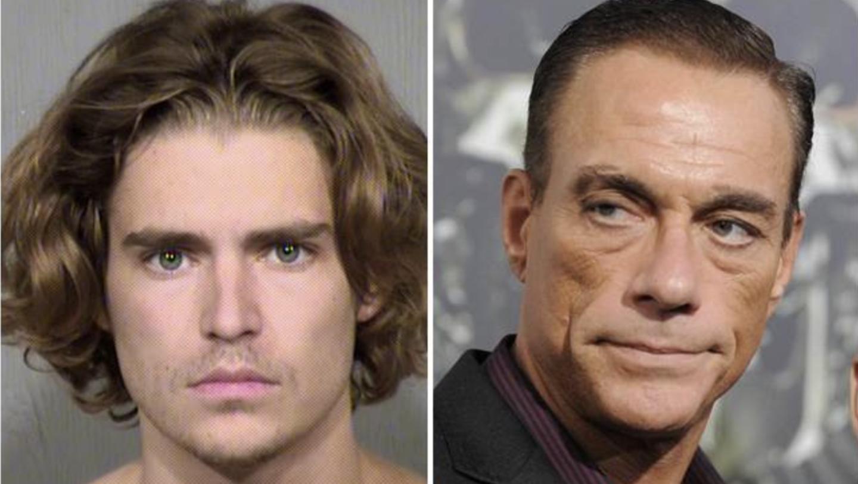 Octubre 2018: Nicholas Francois Van Varenberg, de 22 años e hijo del actor Jean-Claude Van Damme, fue sentenciado a 18 meses de libertad condicional tras declararse culpable de provocar un altercado por retener a su compañero de piso a punta de cuchillo en su apartamento en Phoenix.