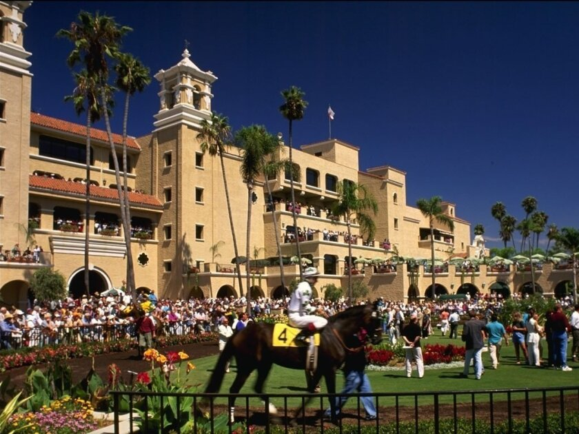 "Del Mar to get $5 million in improvements to get ""Breeders' Cup ready."""