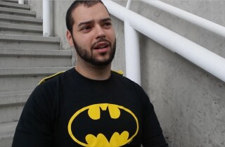 Comic-Con attendees answer the ultimate question: Superman vs. Batman?