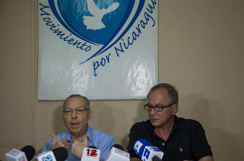La organización Hagamos Democracia ubicó hoy en un 68 % la abstención electoral en los comicios del domingo pasado, en los que el presidente Daniel Ortega fue reelegido para un cuarto mandato y tercero consecutivo.