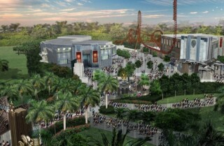 Parque temático de 'Los Juegos del Hambre' abre en Dubai