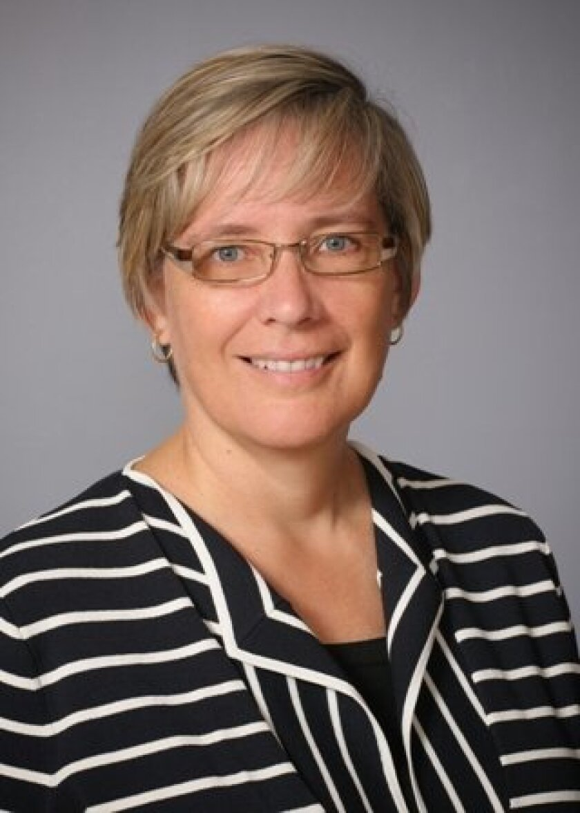 Kelly A. Frazer, director of the Institute for Genomic Medicine at UC San Diego