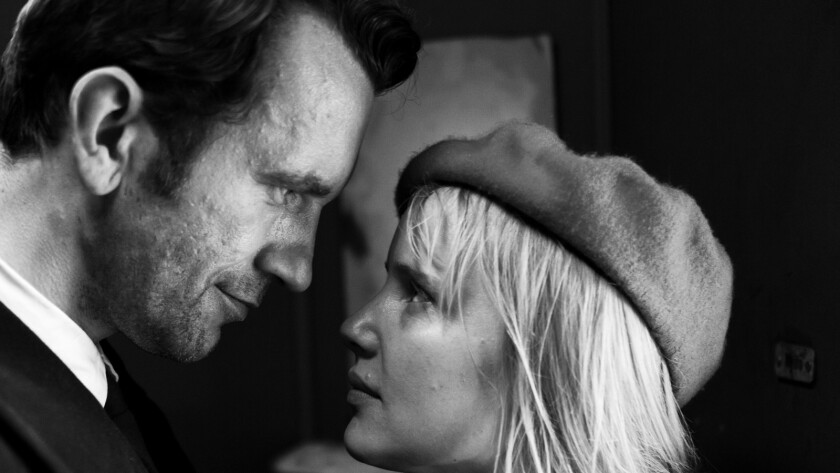 Review: Pawel Pawlikowski's 'Cold War' is a stunning, white-hot