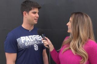 Catching up with Padres reliever Robert Stock