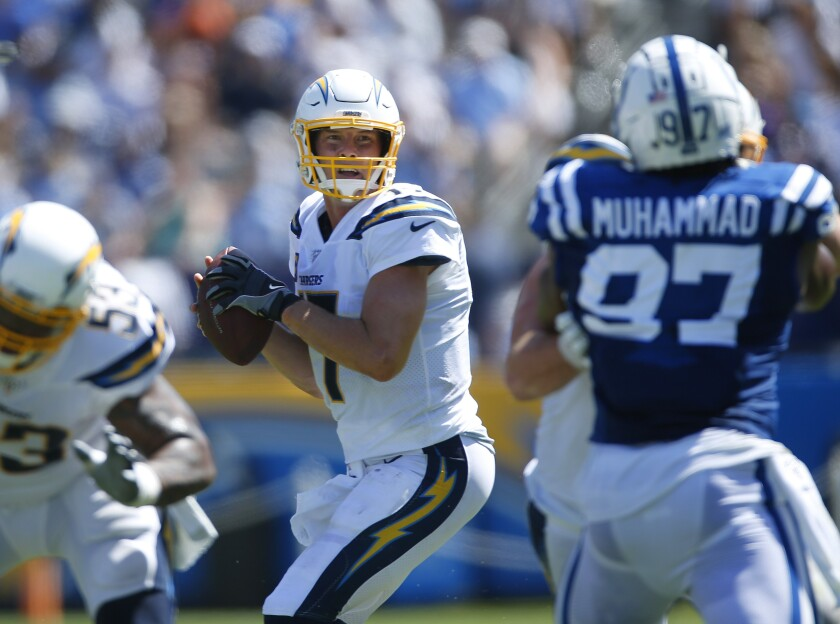 Longtime Chargers quarterback Philip Rivers has agreed to a one-year deal with the Indianapolis Colts.