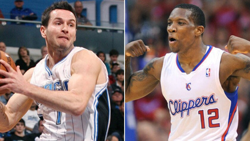 Clippers trade Eric Bledsoe and Caron Butler, acquire J.J. Redick and Jared Dudley in three-team deal