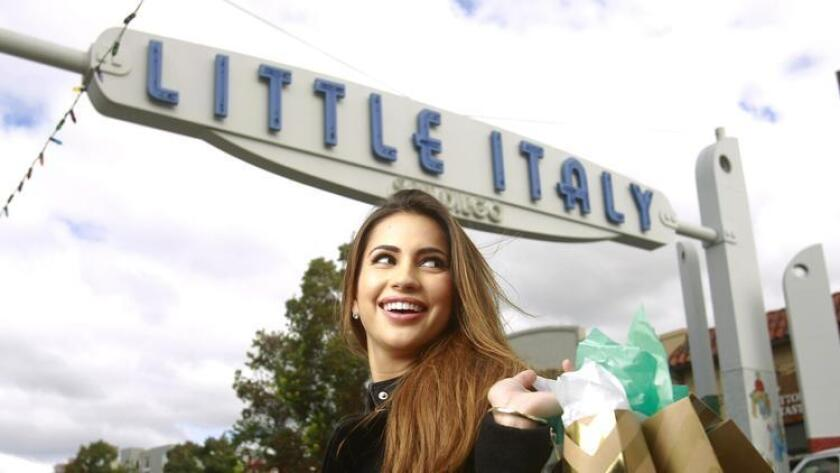 Little Italy is a hot neighborhood with its exploding restaurant scene, boutiques, design and art and parks. (K.C. Alfred)