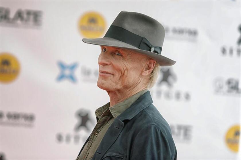 """El actor, productor y director estadounidense Ed Harris, conocido por sus actuaciones en """"Apolo 13"""" o """"Pollock"""", entre otras películas, visita el Festival Internacional de Cine Fantástico de Sitges, donde recibirá el Premio Honorífico del certamen. EFE"""