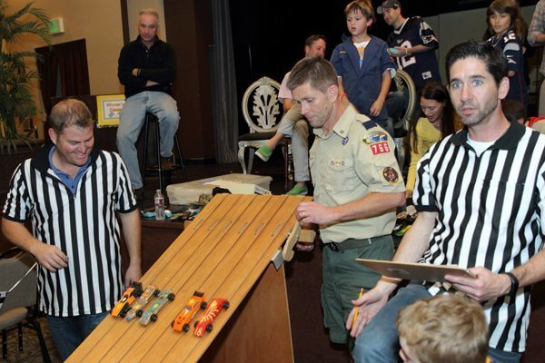 Cub Scout Pack 766 Pinewood Derby