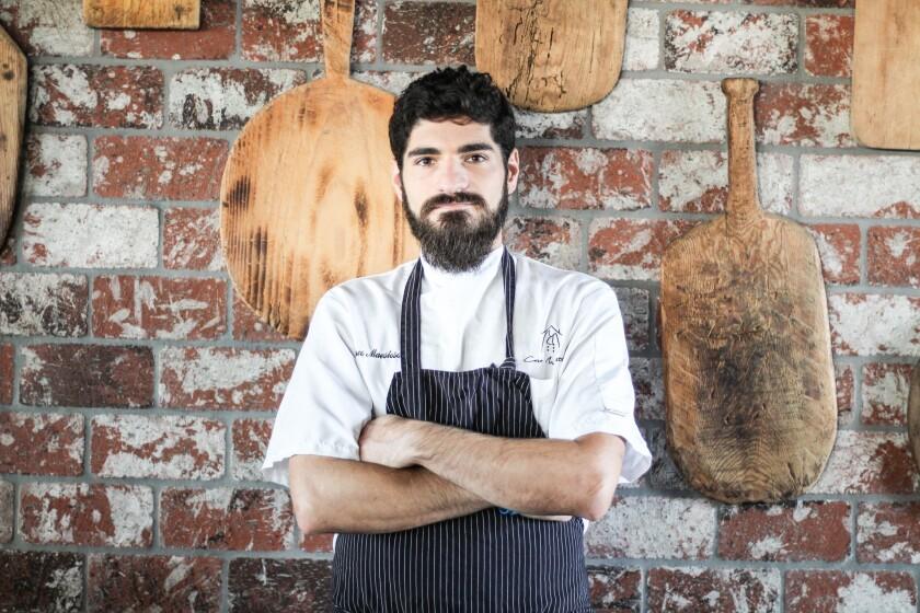 Chef Marco Maestoso