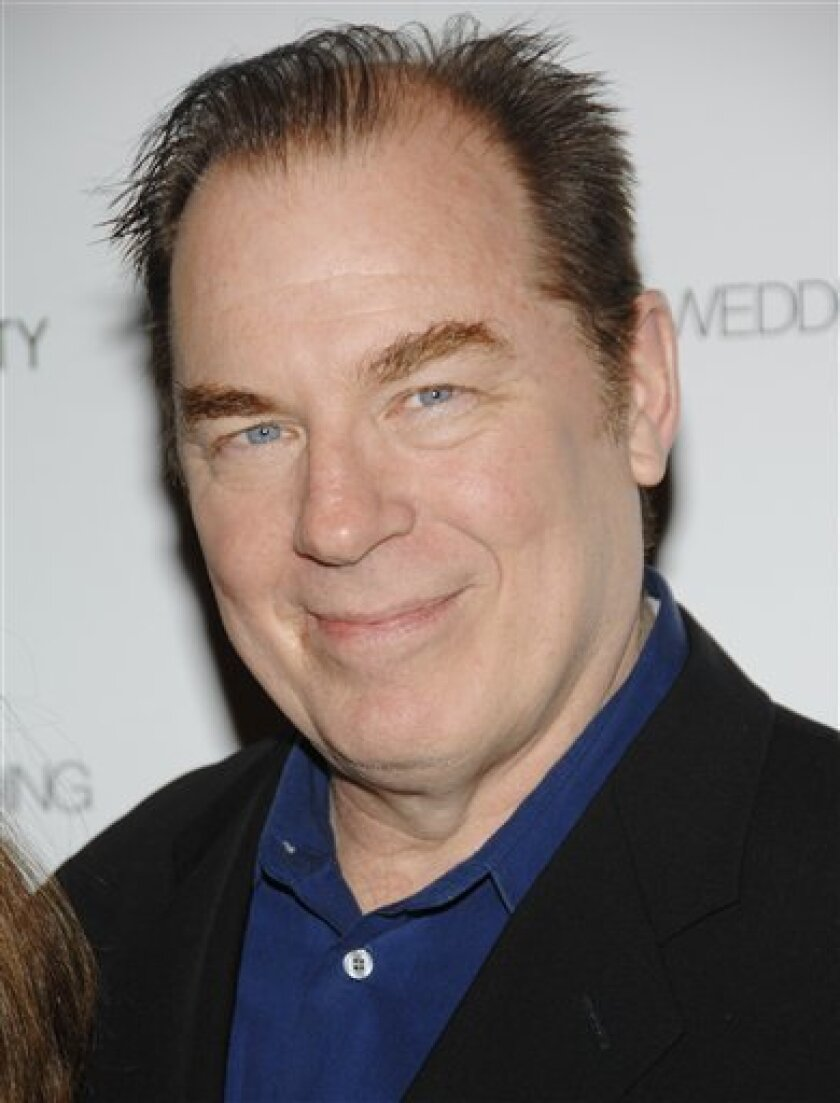"FILE - In this Nov. 8, 2007 file photo, actor Michael McKean attends a Cinema Society and Allure hosted special screening of ""Margot At The Wedding"" in New York. (AP Photo/Evan Agostini, file)"