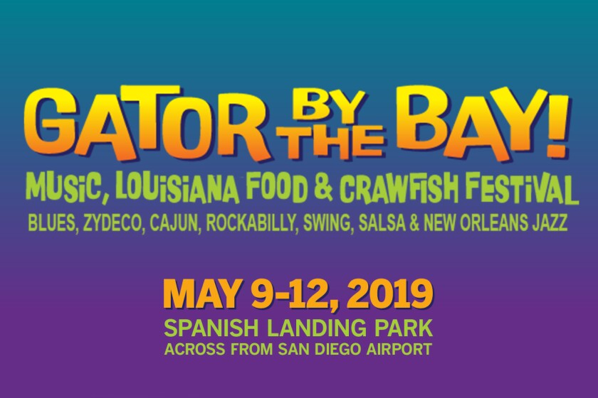 CLOSED-Enter to win tickets to Gator By The Bay! - The San